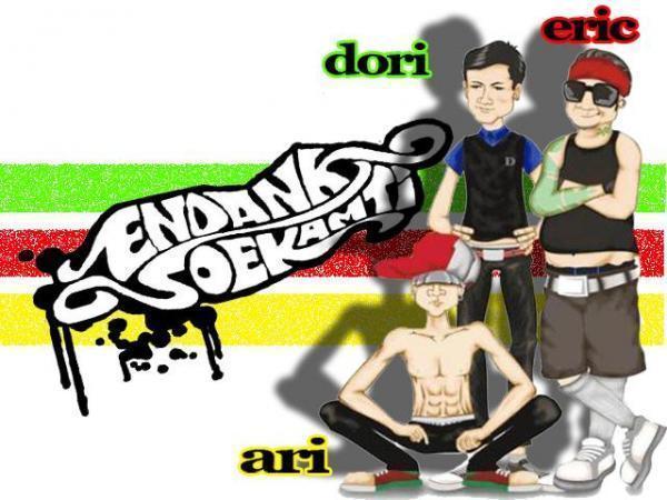 Endank Soekamti – go skate! go green! | BAYUNGALAH